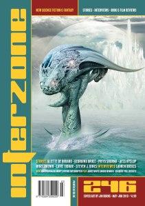 Interzone #246